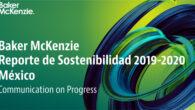 Baker McKenzie Reporte de Sostenibilidad 2019-2020