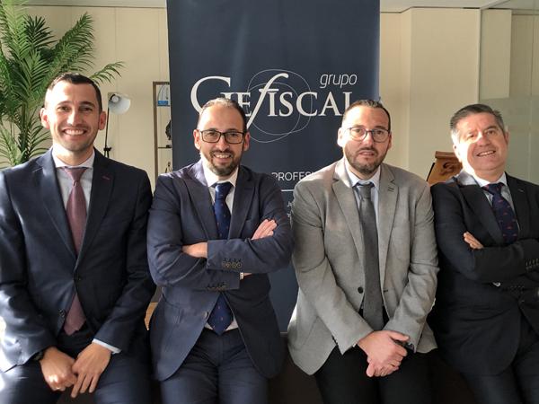 socios de Grupo Gefiscal