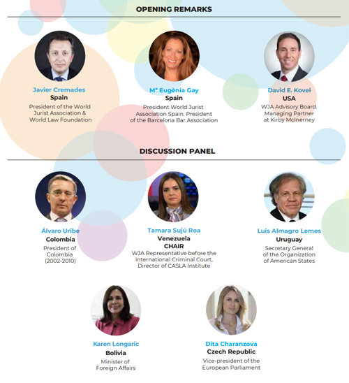 Opening Session - World Jurist Association