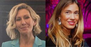 Pilar Cuesta de Loño y Fátima Rodríguez