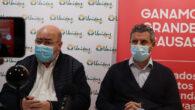 Roberto García y David Fernández