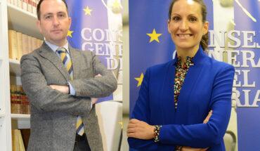 Luis Fernández-Bravo y María Teresa Barea