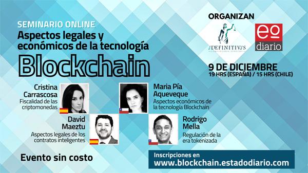 Aspectos legales y económicos de la tecnología Blockchain