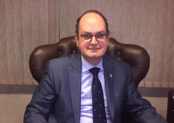 Agustín Ferrer, presidente del CVCA