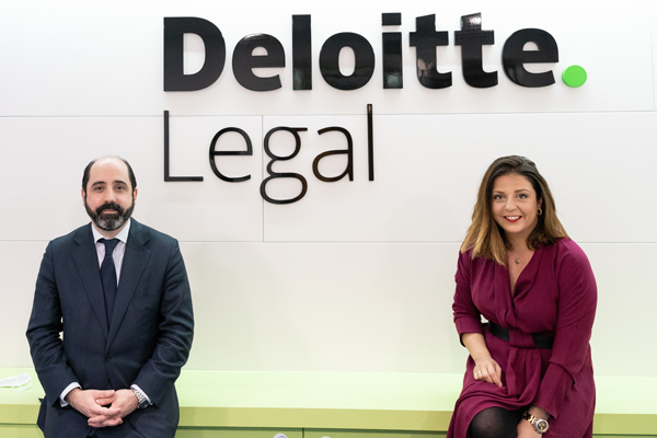 Deloitte Legal incorpora a Sara Molina