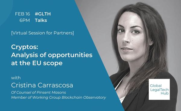 Global LegalTech Hub Cristina Carrascosa