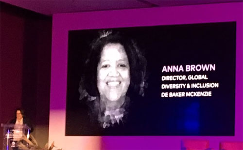 Baker McKenzie anunció el nombramiento de Anna Brown, Chief Inclusion and Diversity Officer (CIDO) de Baker McKenzie