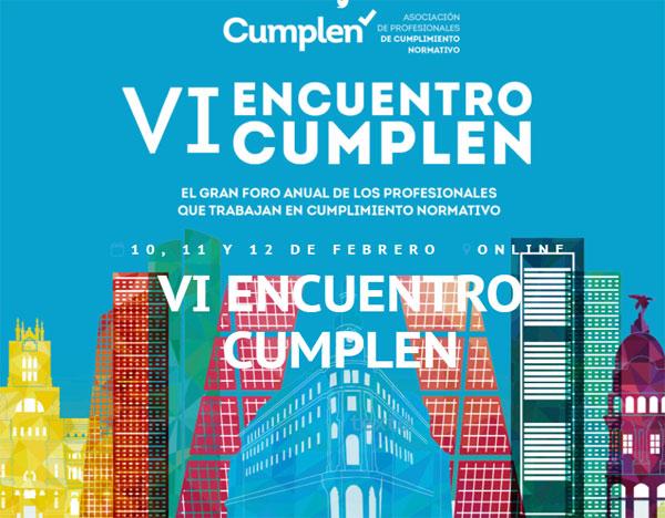 VI Encuentro CUMPLEN