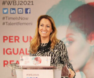 clausura '3rd Women Business & Justice European Forum'