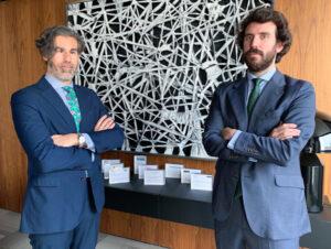 Francisco Javier Iniesto y Armando Orejas