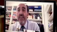 Manuel Marchena durante el webinar