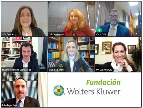 La Fundación Wolters Kluwer ha presentado el Informe 2021 de Innovación y Tendencias en el Sector Legal