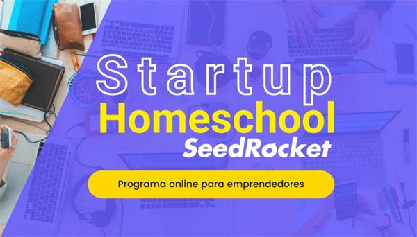 eedRocket Startup Homeschool
