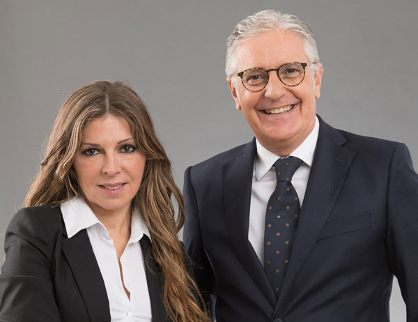 Tirso Gracia y Maria José Martínez