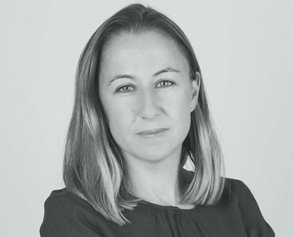 Almudena Ponce de León, socia fundadora de TKL Abogados