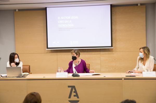 Consejo General de la Abogacía y Women in a Legal World