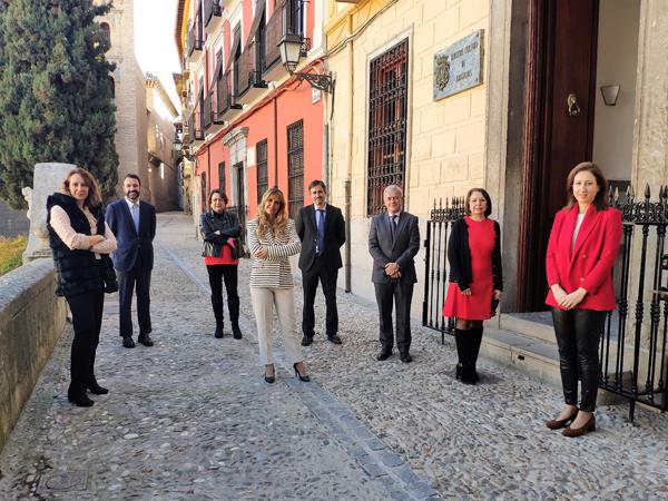 Grupo de Sucesiones y Donaciones del Colegio de Abogados de Granada