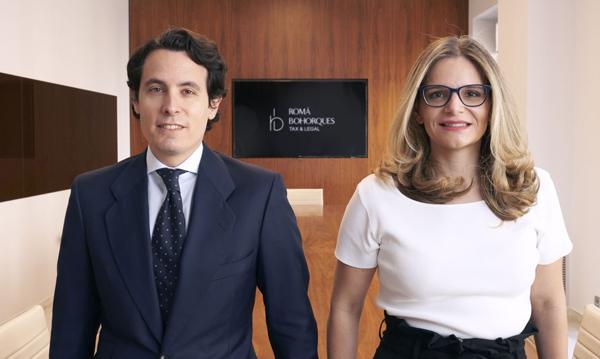 Pablo Romá y María G. Chanzá