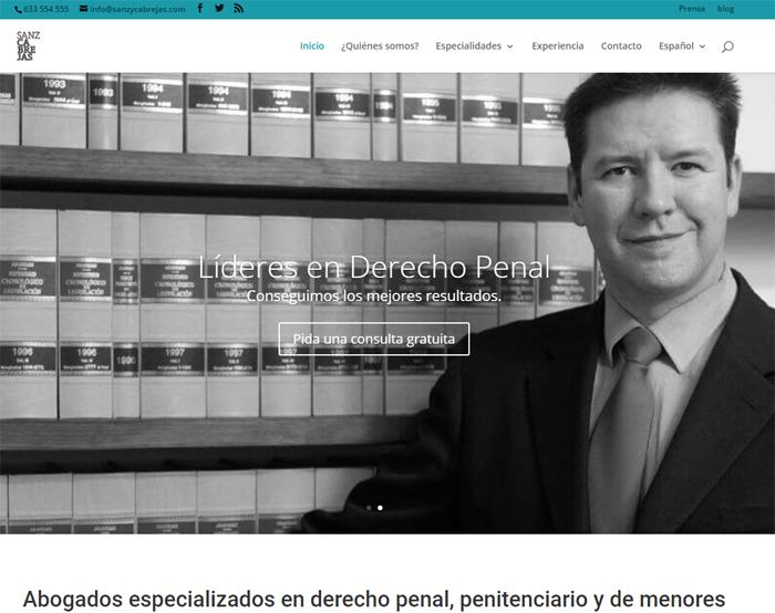 SANZ CABREJAS abogados penalistas