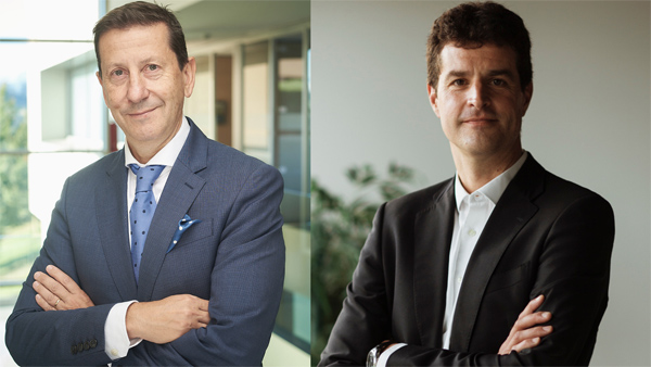 Ricardo San Marcos (Vaciero) y Erik Zabala (Zabala Innovation_Consulting)