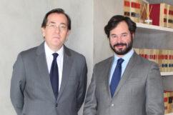 Alejandro Alonso Dregi y Esteban Ceca