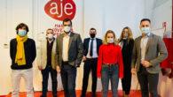 Comisión Ejecutiva de AJE Madrid