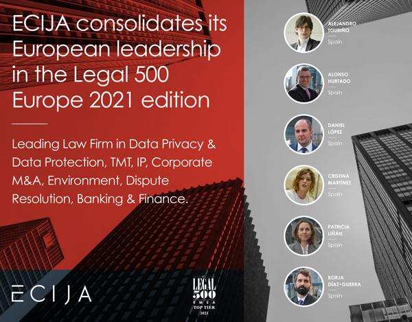 Ecija Legal 500