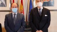 Celso Rodríguez Padrón y José María Alonso