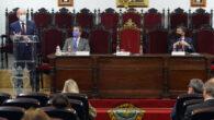 Juan Carlos Campo participa en el Colegio de Abogados de Granada