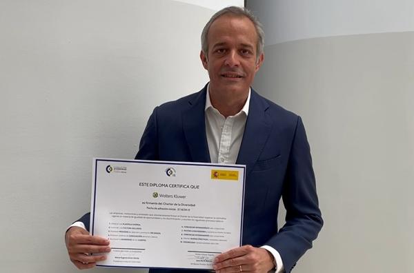 José María Bascán, director de Recursos Humanos de Wolters Kluwer España