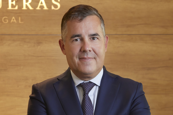 Josep Figueras, Socio Director de Figueras Legal