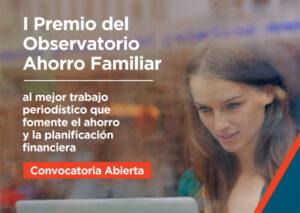 Premio Observatorio del Ahorro Familiar