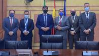 El Colegio de Abogados de Granada reunión con el vicepresidente de la Junta de Andalucía