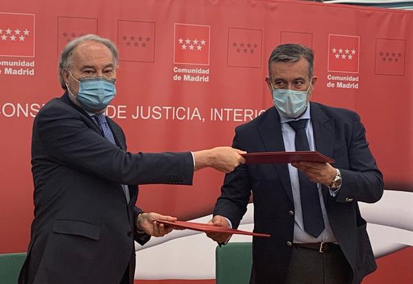 Enrique López y Juan Carlos Estévez