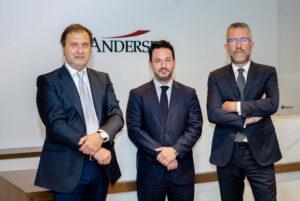 Andersen equipo dirigido por Carlos Rodríguez Sau