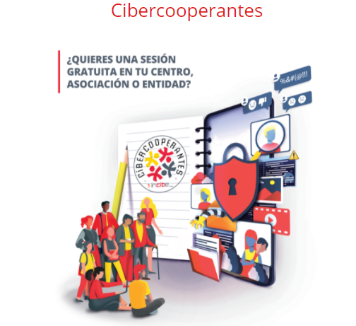 INCIBE Programa Cibercooperantes