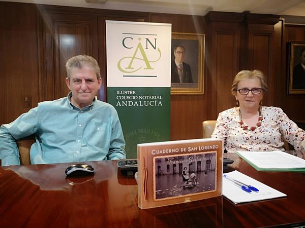 Susana Jakfalvi y Francisco Gallardo