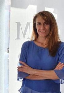 Marta Bolívar Laguna, socia de AMAFI