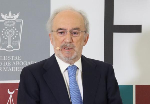 El director de la Real Academia Española, Santiago Muñoz Machado