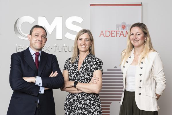 ADEFAM y CMS Albiñana & Suárez de Lezo