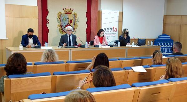 XIII Jornadas de la Delegación en Málaga de la AEAFA