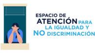 Espacio de Atención para la Igualdad y no Discriminación de la Dirección General de Igualdad y Familias del Gobierno de Aragón