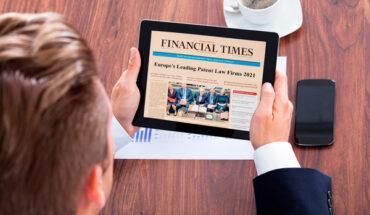 ABG IP Financial Times