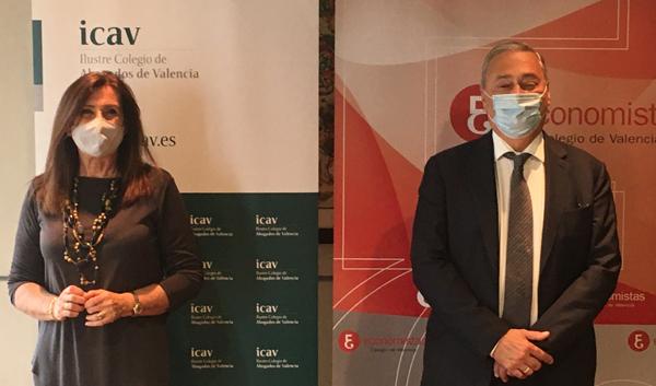 Auxiliadora Borja y Juan Jose Enriquez