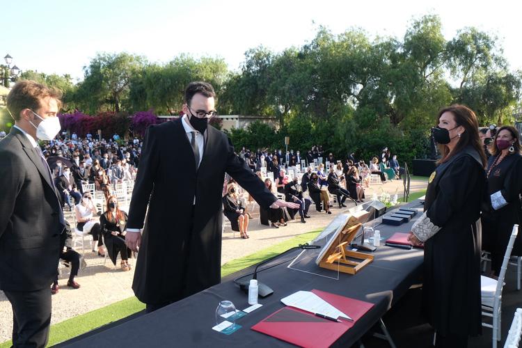 Jura de nuevos abogados en el ICAV