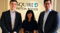 Diego de Egea, Ana Bohorquez y Pablo Rodriguez Abelenda