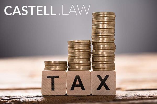 Asesoría fiscal o Tax advice
