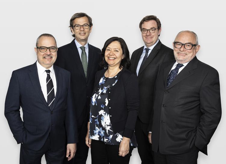 Equipo de Audiconsultores ETL Global