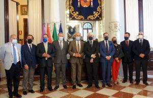 Comisión Permanente del Consejo Andaluz de Colegios de Abogados