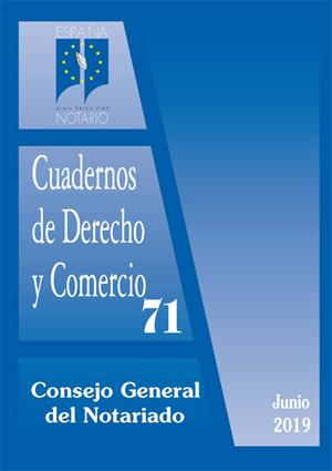 Cuadernos de Derecho y Comercio